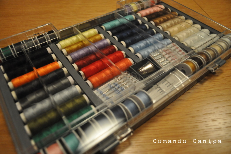 Set de costura en el lidl comando canica - Set de costura ...