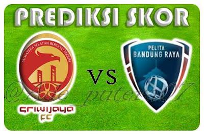 Sriwijaya FC vs PBR Pelita Bandung Raya