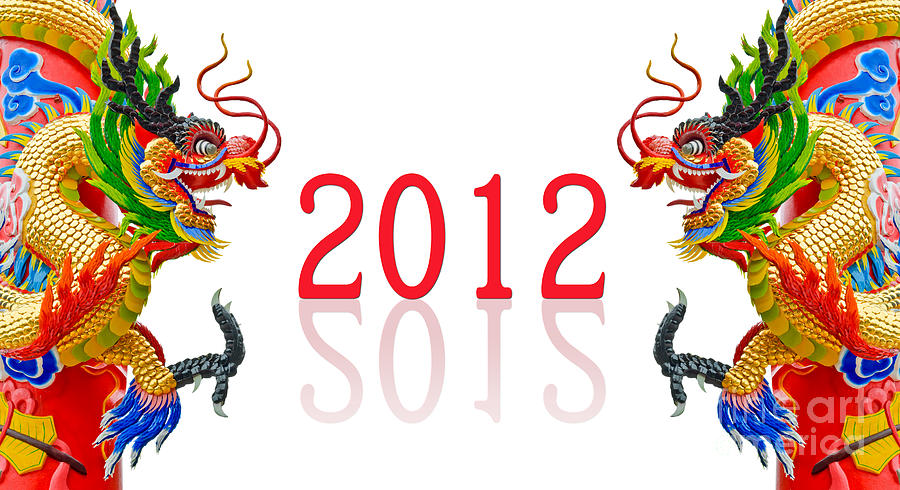happy chinese new year 2012 year of the dragon - Chinese New Year 2012