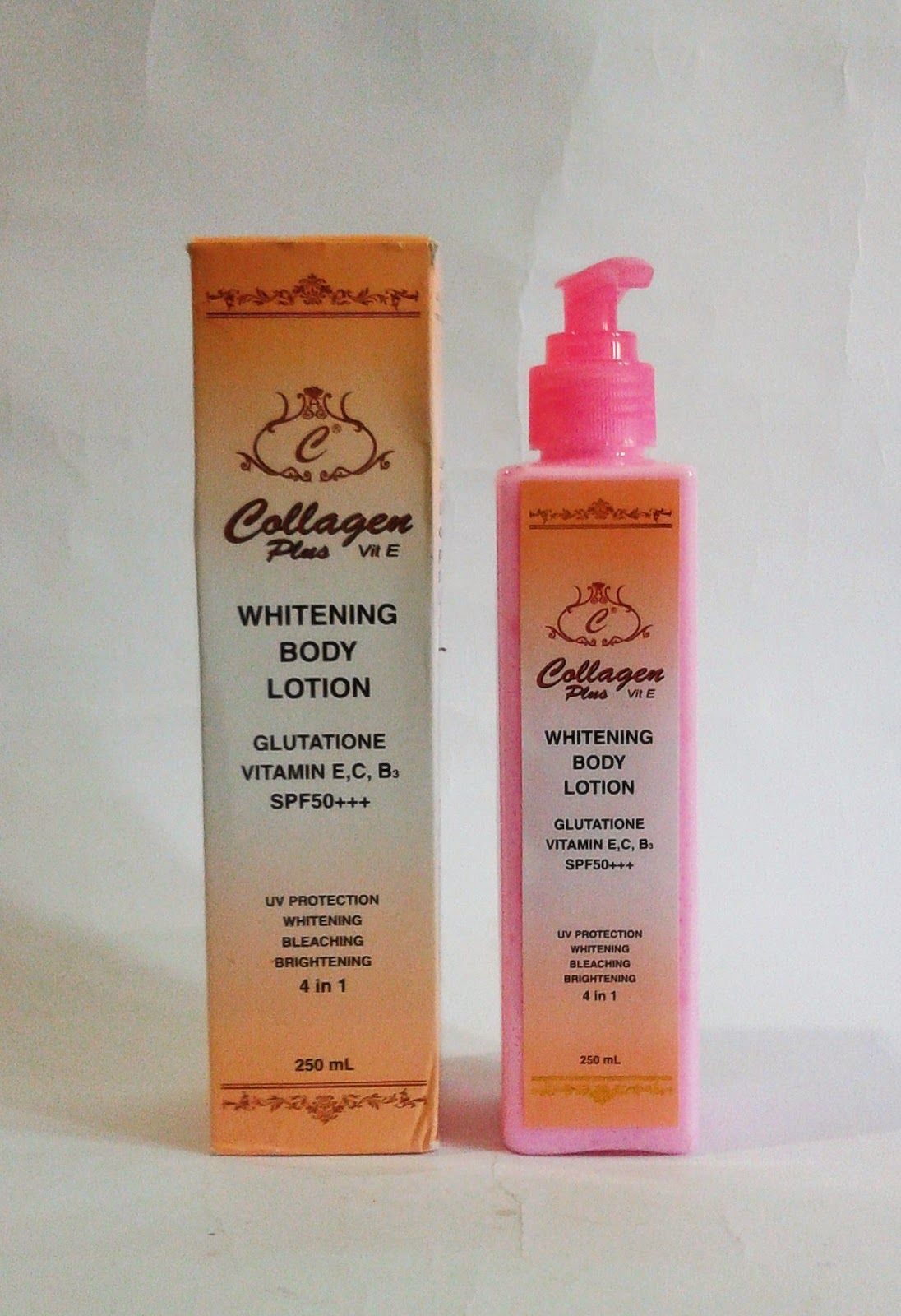 Beauty Me Online Shop Collagen Plus VitE HBL Rp 60000