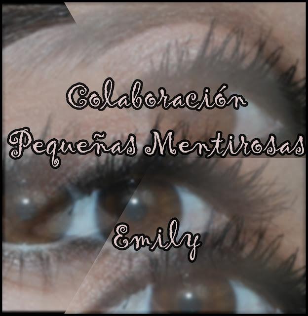 Look inspirado en Emily (Pequeñas Mentirosas) colaboración con Cristina de Little Mermaid.