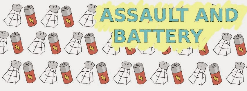 assault and battery Assault and battery humans are aggressive and violent by nature - assault and battery introduction there are people who are capable of committing serious acts of violence against their own.