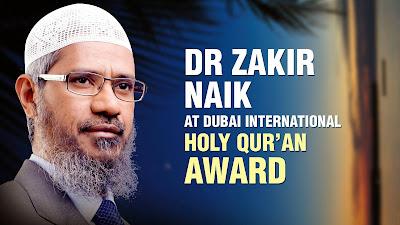 Dr. Zakir Naik: Alquran 100% Lulus Uji