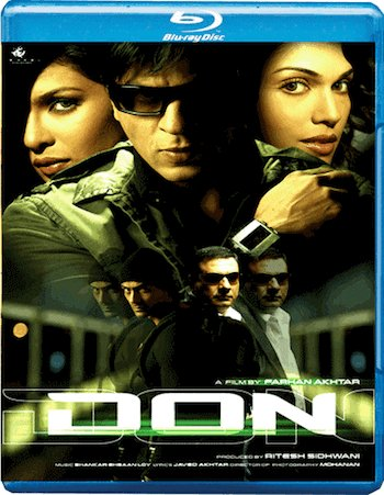Don 2006 Hindi BluRay Download
