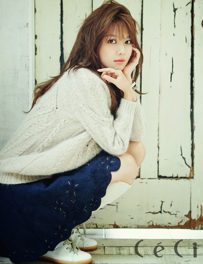 Sooyoung SNSD Girl's Generation CeCi November 2014