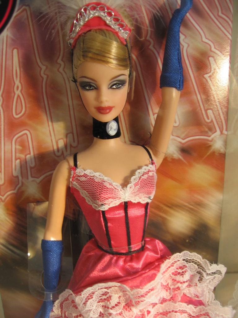 Captura de la barbie video