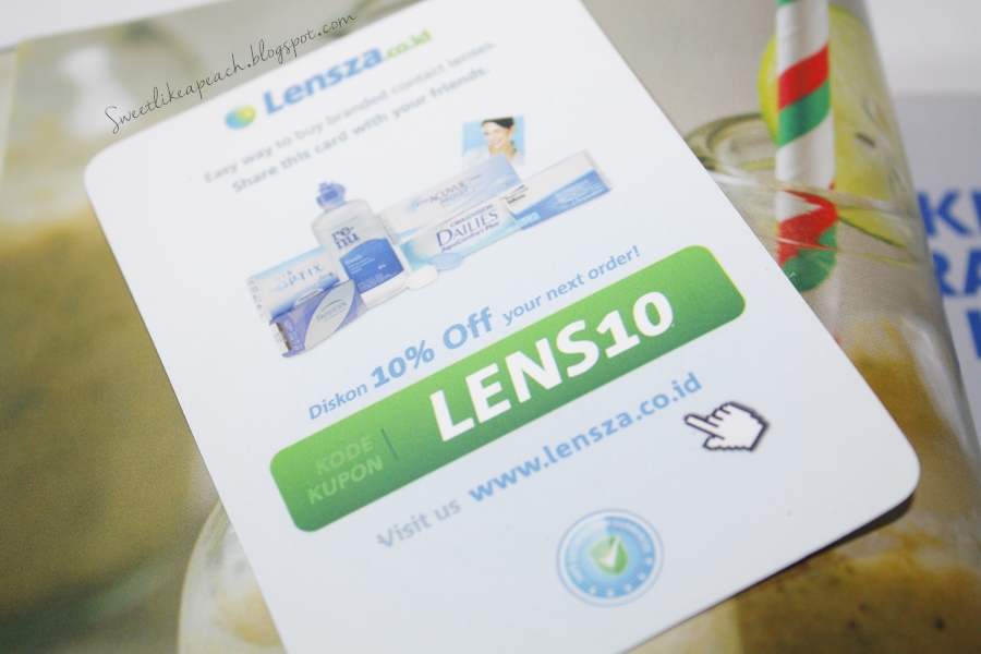 review lensza.co.id by indonesian beauty blogger ririe prameswari