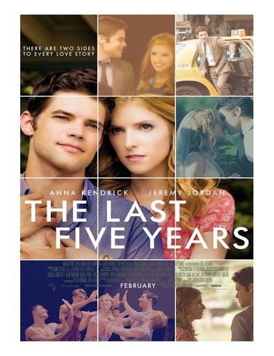 Ver Los últimos cinco años (The Last Five Years) (2014) Online