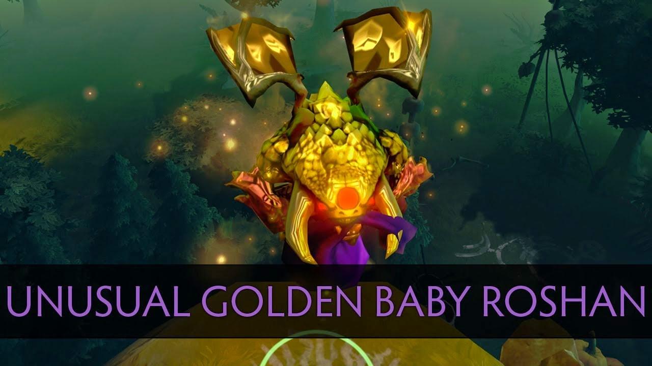 Golden Baby Roshan