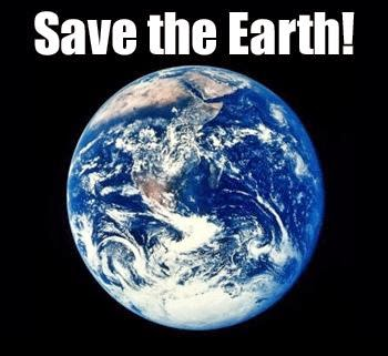 Save the Planet, Save the Earth
