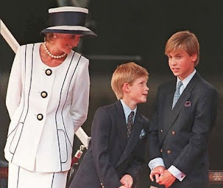 Prince William Wedding News: Prince William : Following in his mother's charitable footsteps