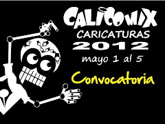 RESULTADOS 18 SALON CALICOMIX-CARICATURAS 2012