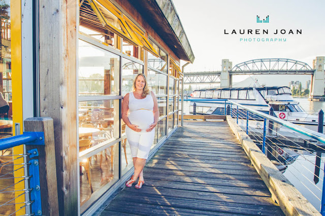 Lauren Joan Photography Vancouver Bc Based Photographer Maternity Portraits Granville Island