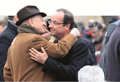 Pierre Bergé la tarlouze