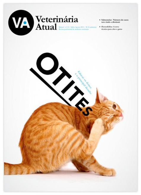 Veterinaria Atual Cat Cover