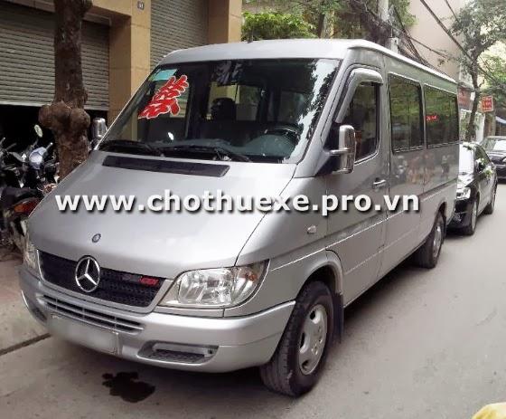 Cho thuê xe 4 7 16 29 35 đi Điện Biên tại Hà Nội