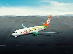 Novo avião da GOL em homenagem à Seleção