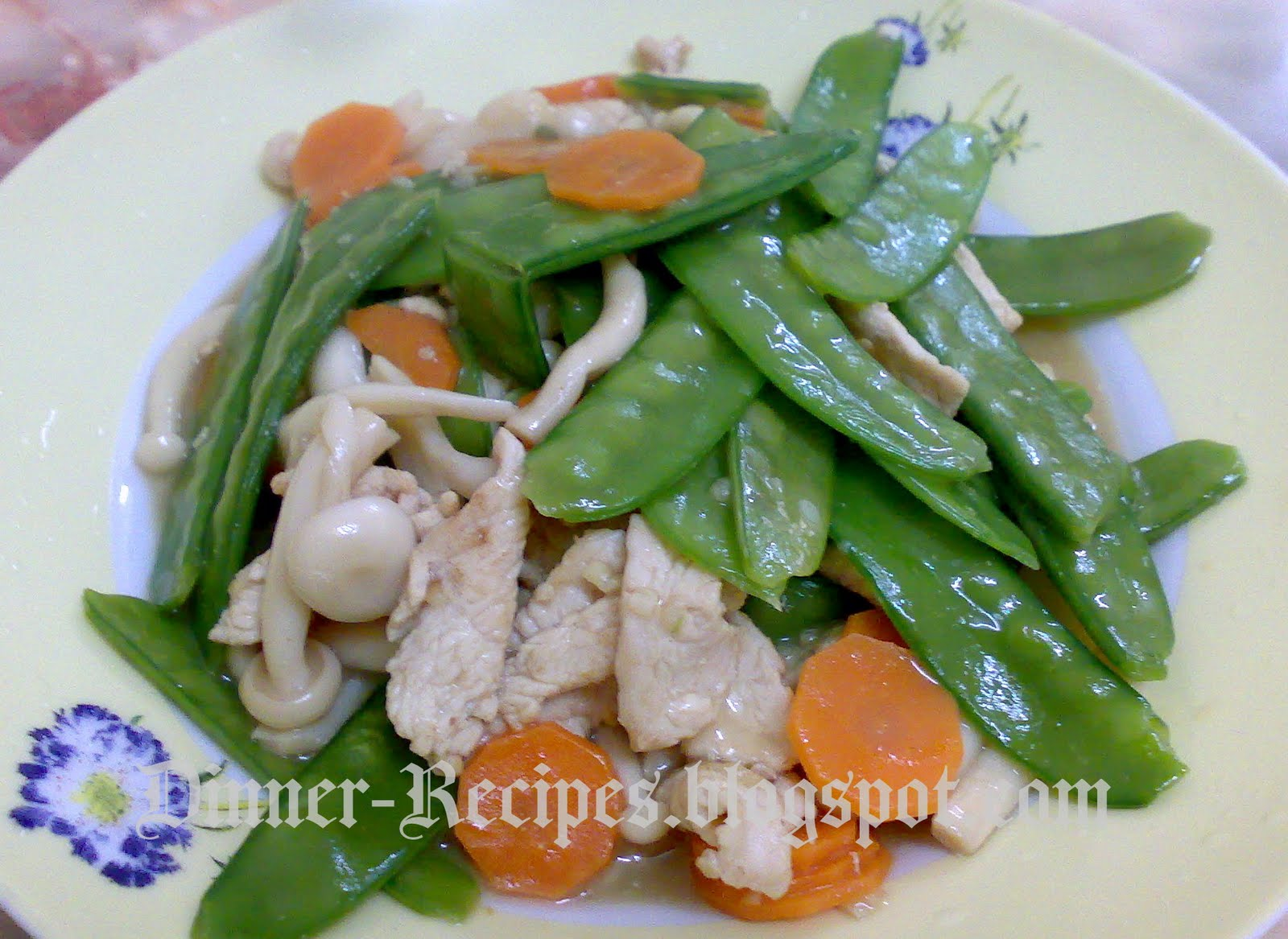 My dinner recipes sweet holland beans sweet holland beans forumfinder Images