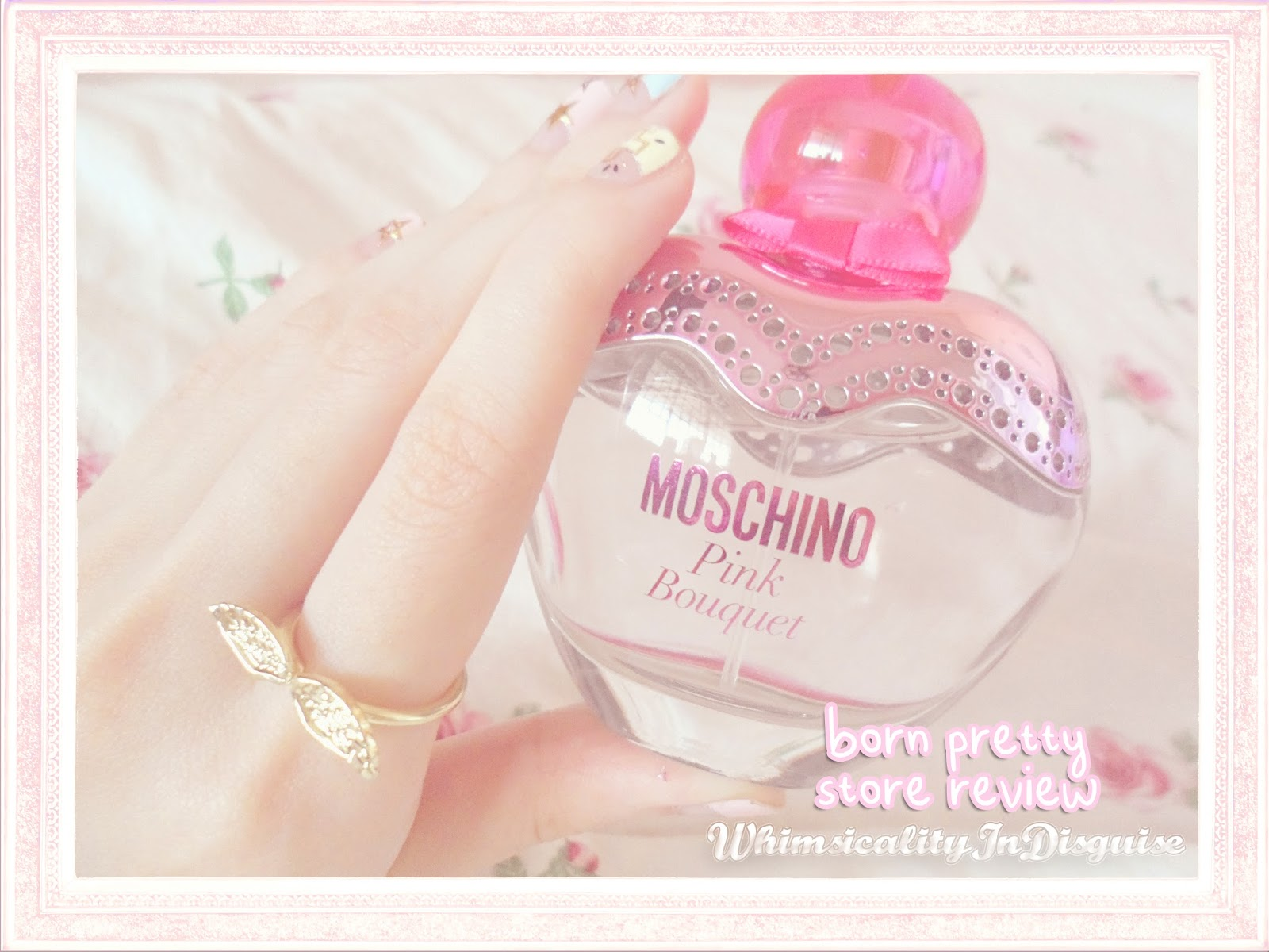 Moschino Pink Bouquet review