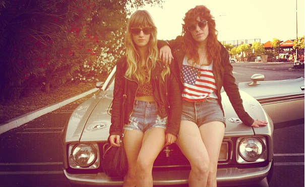 Deap Vally Band photo