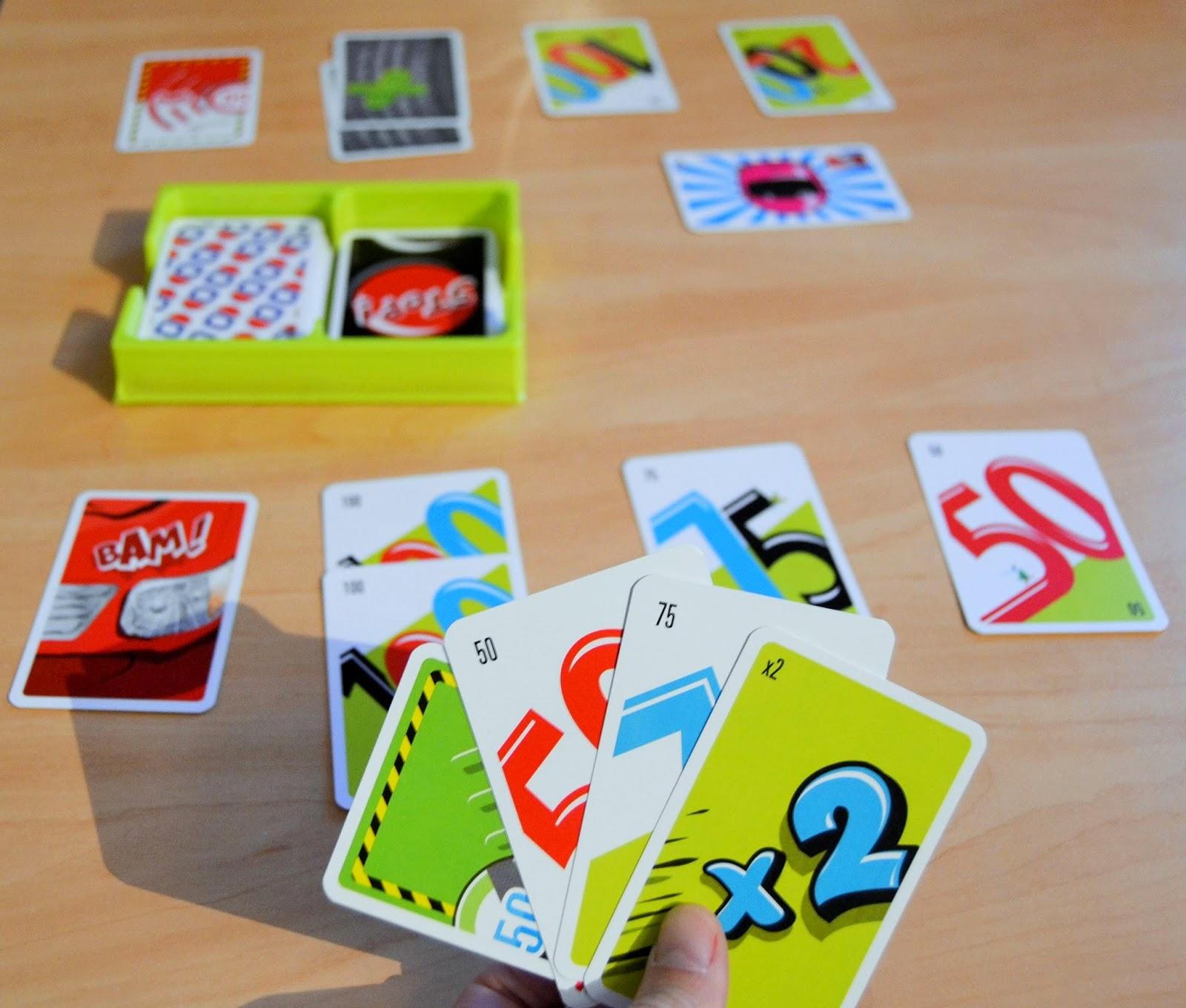 les mercredis de julie jeu de cartes mille bornes fun speed concours clos. Black Bedroom Furniture Sets. Home Design Ideas