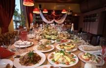 празднование свадьбы в ресторане