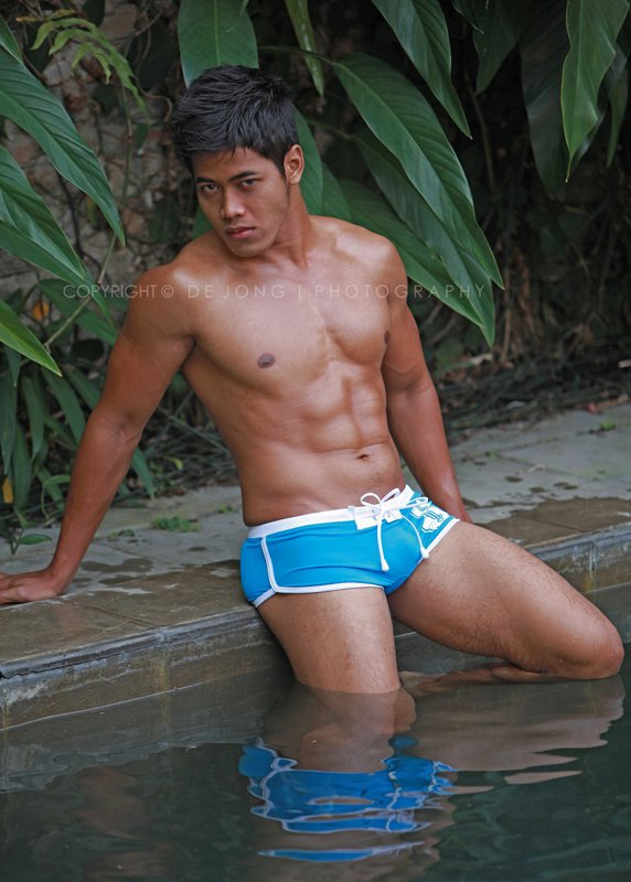 Priyagung Luhur Wicaksono Hot mucle Male Model