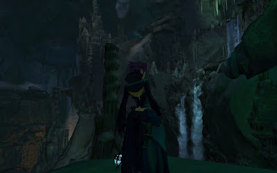 GW2 Guild Wars 2 Sharkmaw Caverns