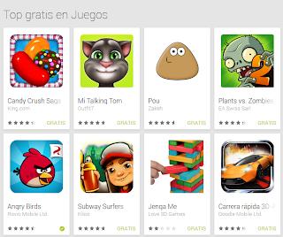 mejores juegos apps de android