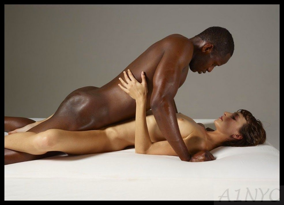 Black Nude People 3
