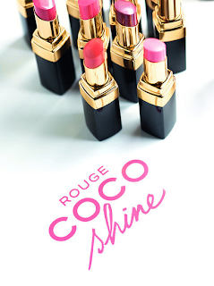 Rouge Chanel COCO Shine