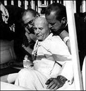 Pagina anticristo Juan Pablo II