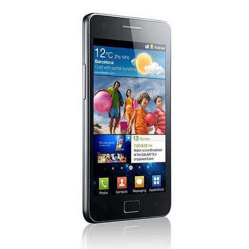 Specification Samsung S2 Galaxy :