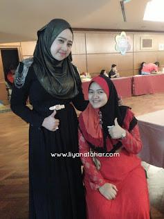 Me & My Mentor, Safriza Azwani