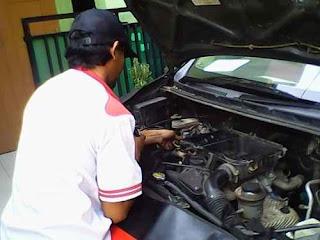 Mekanik Toyota Home Service
