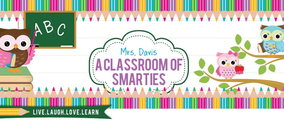 A Classroom  of Smarties