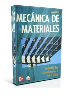 Mecánica de Materiales, 3ra Edición   Johnston Beer & DeWolf