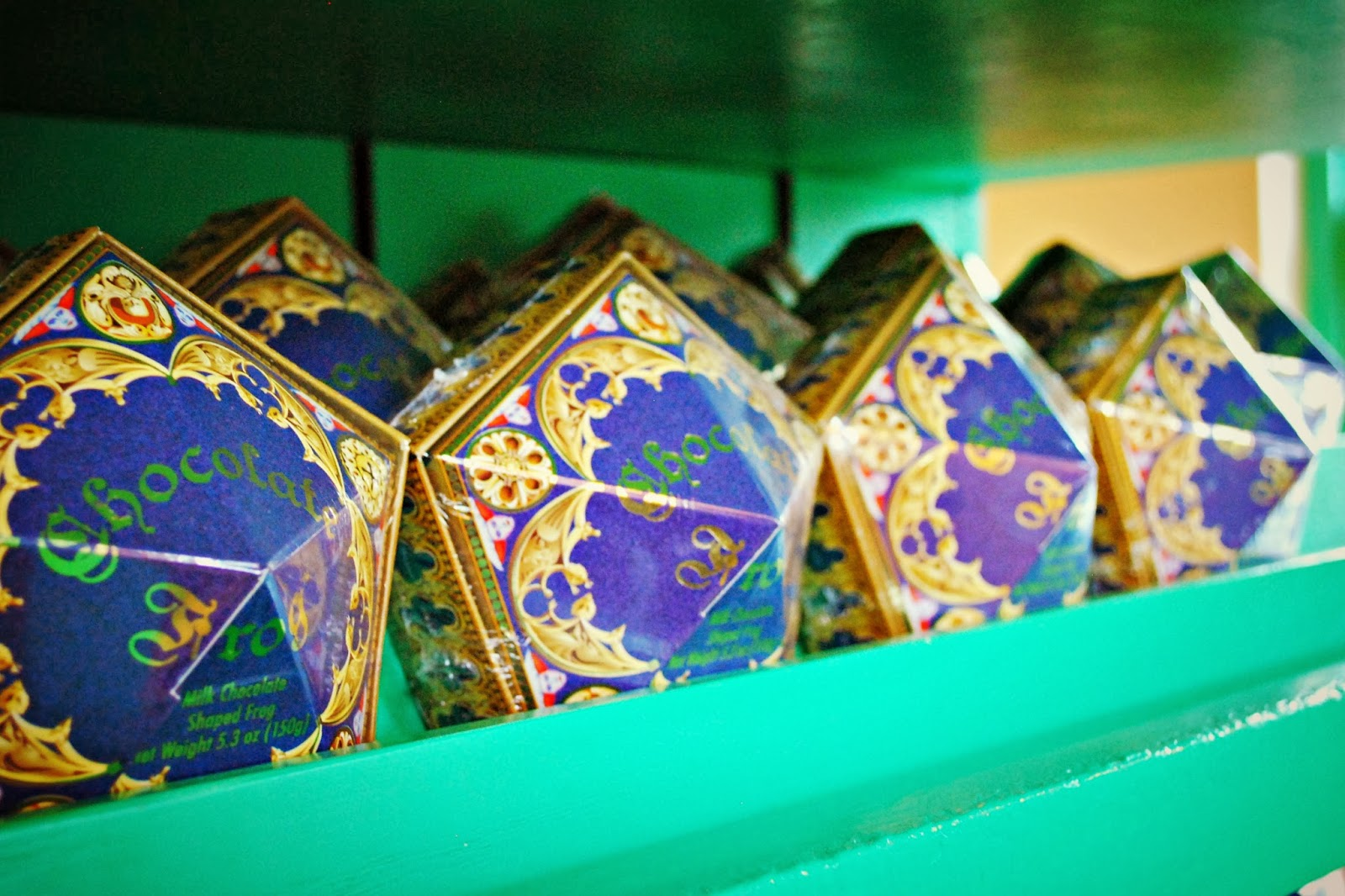 The Golden Snitch: Harry Potter DIY- Honeydukes\' Chocolate Frogs