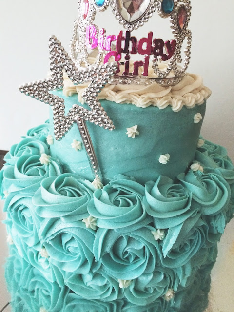 Cinderella cake from Sweet Jenny Belle