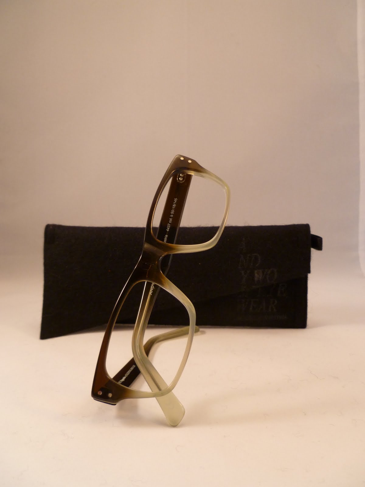 CATEYE Spectacles: Andy Wolf Eyewear Trunk Show