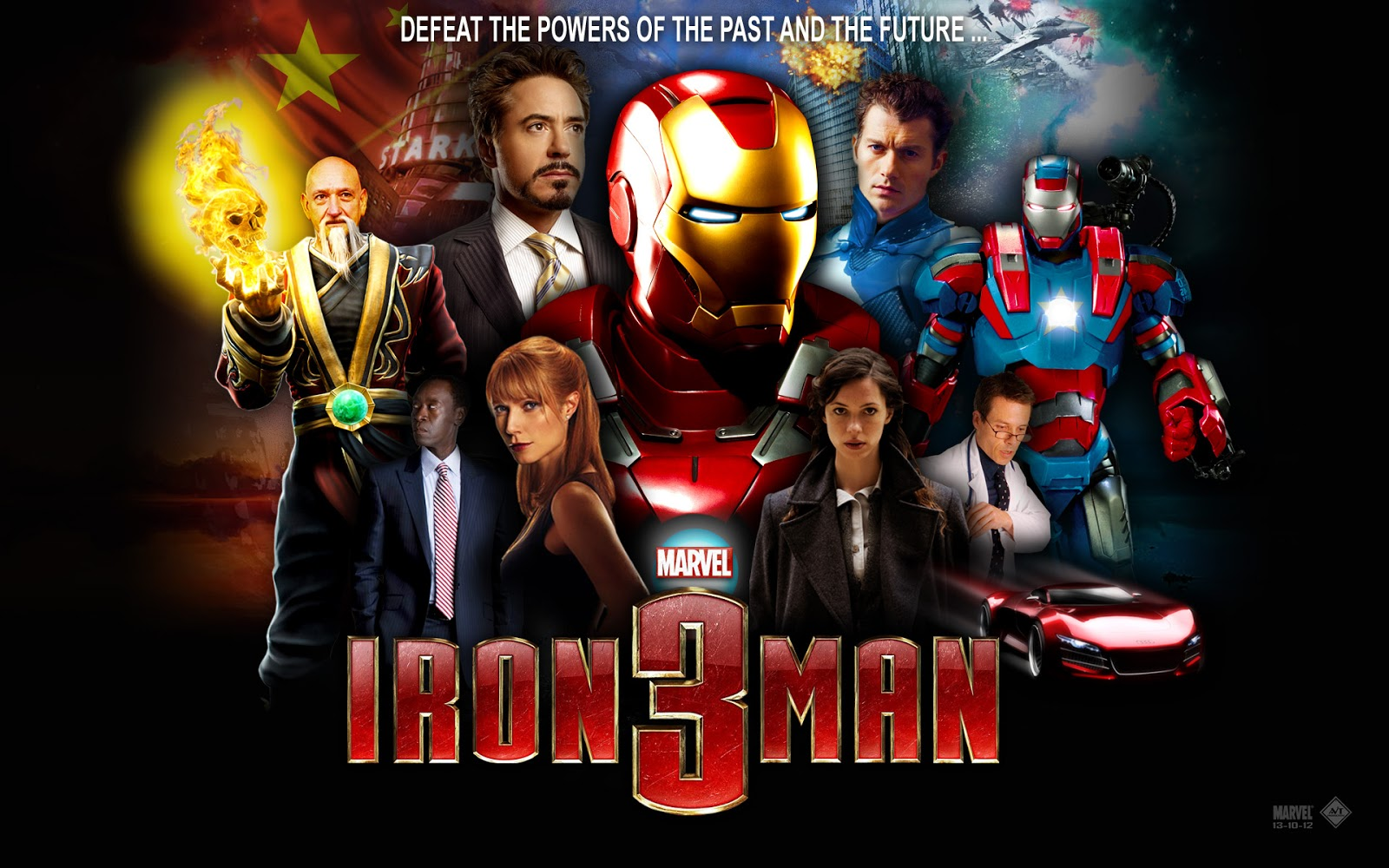 Iron Man 3 Full movie (Camrip)