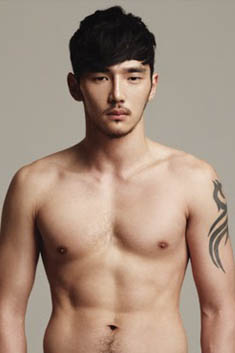 Models : Lee Jung-Hoon