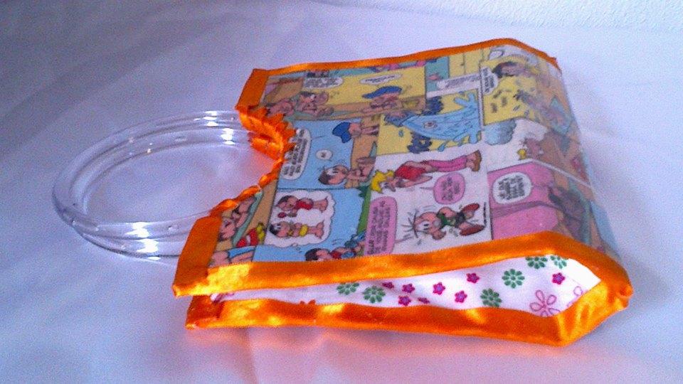Bolsa De Festa De Caixa De Leite Passo A Passo : Sorriso de monaliza bolsas e mais tudo caixa