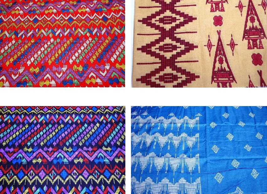 Batik Sasambo - Nusa Tenggara