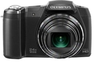 Olympus Advanced Point and Shoot Camera