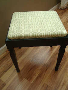 Storage bench *SOLD*
