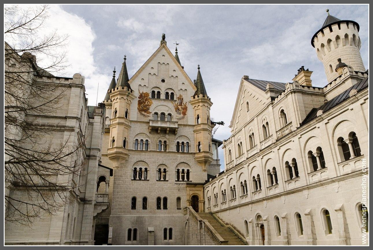 3 d as en baviera alemania d a 2 castillo - Poco kempten ...