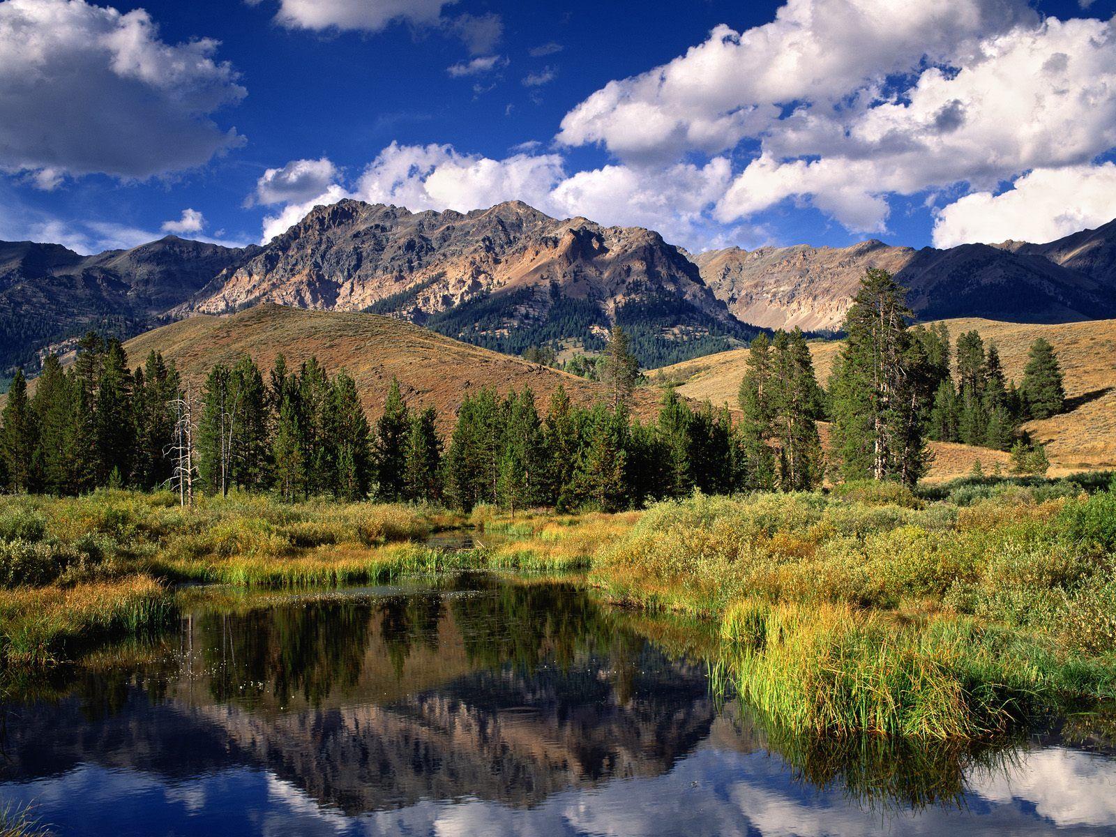 Sjedinjene Američke Države Boulder+Mountains%252C+Idaho