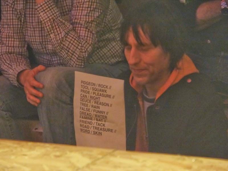 28.03.2014 Dortmund - Schauspielhaus: Mick Harvey