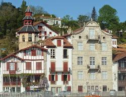 Ciboure - Maison natale de Ravel